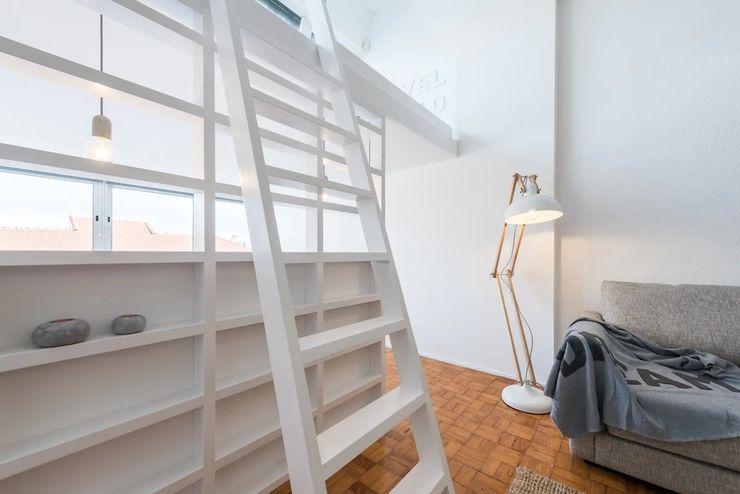 Escada Mezzanine Ana Godinho de Almeida - Product & Interior Design Escadas
