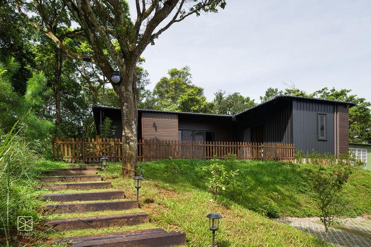 山中日式農舍 禾廊室內設計 度假別墅