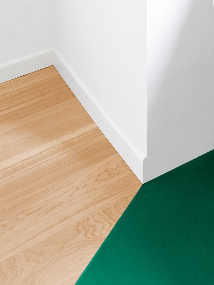CUCINA/ dettaglio pavimento Cerra+Corbani Pavimento Verde