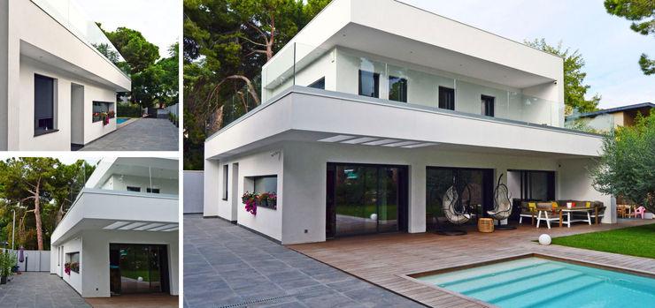 jjdelgado arquitectura Casas minimalistas