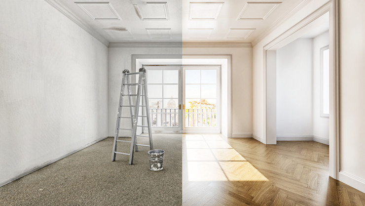 Homestaging virtuale homify