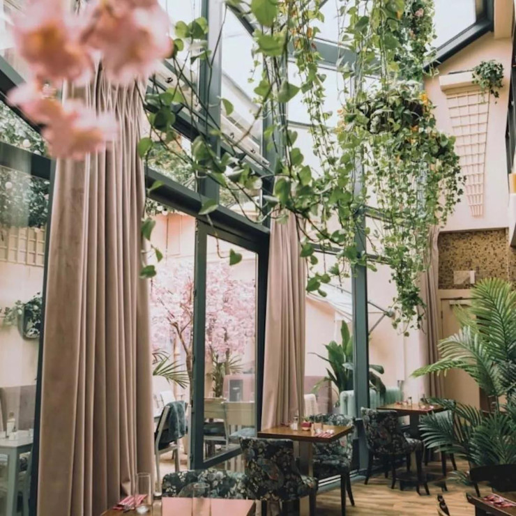 Artificial Plant Trees Boutique Sunwing Industries Ltd Commercial Spaces Plastic Green