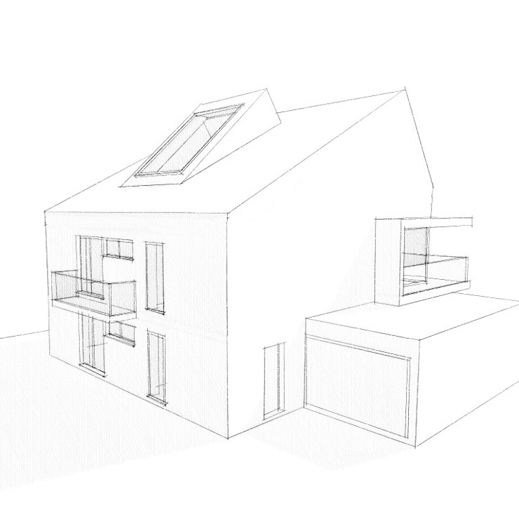 VER | KEHRT - Gaube mal anders ko.architects | Katharina Obermair Einfamilienhaus