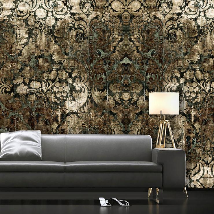La Aurelia Walls & flooringWallpaper Grey