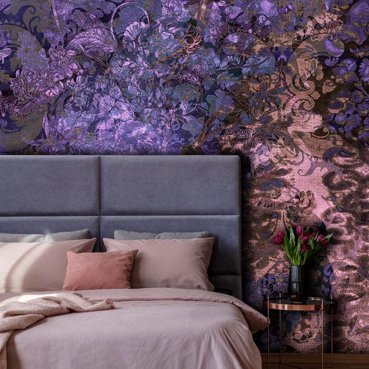 La Aurelia Walls & flooringWallpaper Purple/Violet