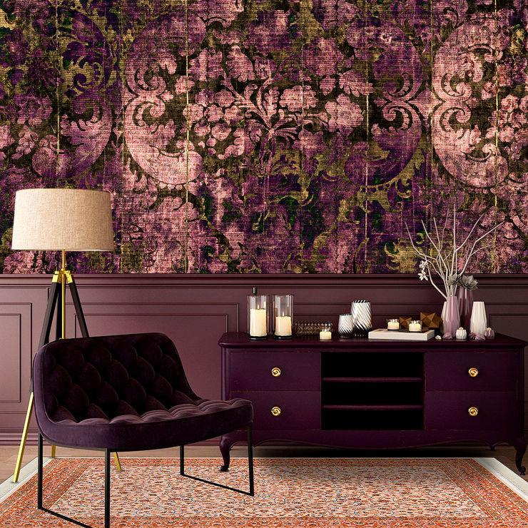 La Aurelia Walls & flooringWallpaper Pink