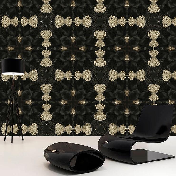 La Aurelia Walls & flooringWallpaper Black