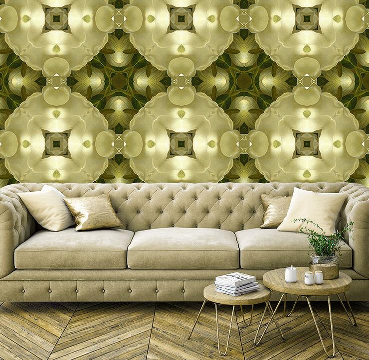 La Aurelia Walls & flooringWallpaper Yellow