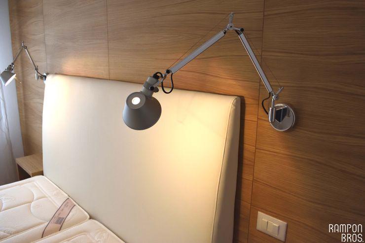 Tolomeo Rampon Bros. Camera da letto moderna Legno