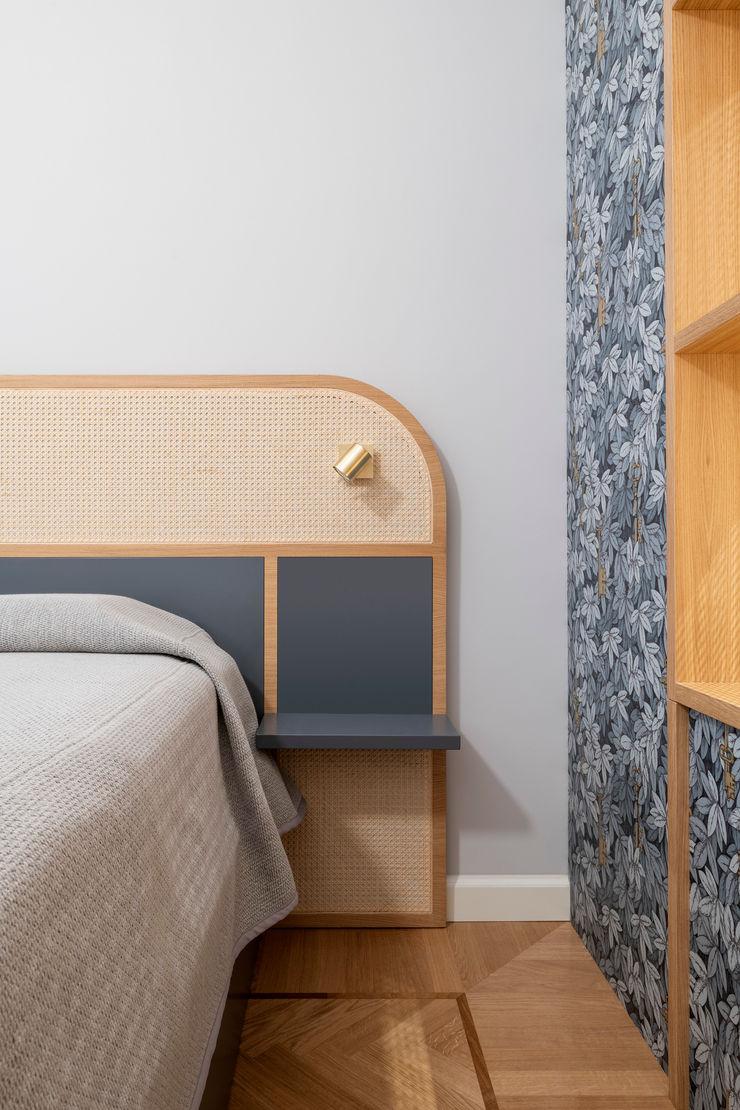 PLUS ULTRA studio СпальняЛіжка та спинки