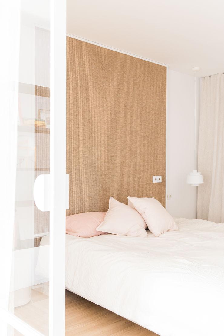 Plantea Estudio Scandinavian style bedroom