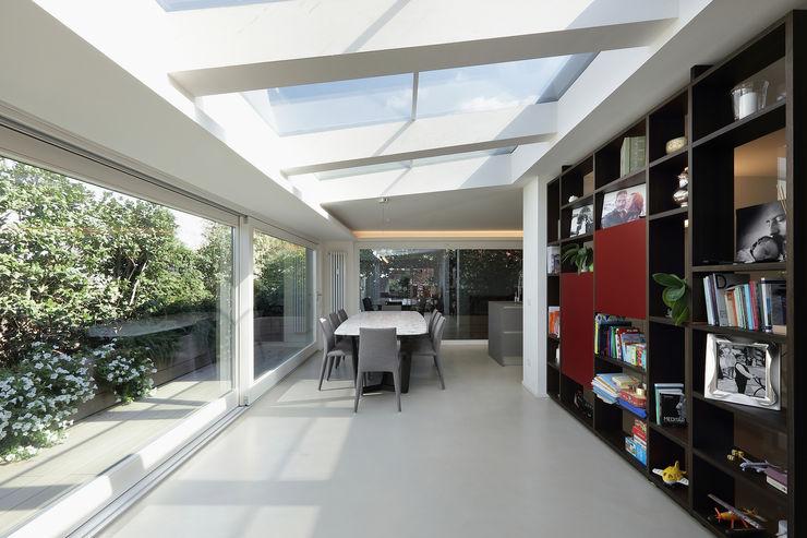Casa Ripamonti Dome Milano Studio Sala da pranzo moderna