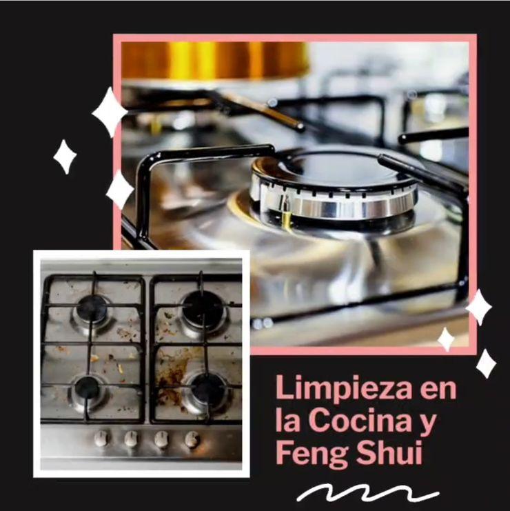 Cocina fuente de Abundancia y Salud en Feng Shui Eva Mª Galera CocinaAccesorios y textiles