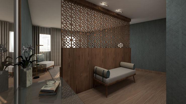 4Ponto7 DormitoriosAccesorios y decoración Madera Marrón