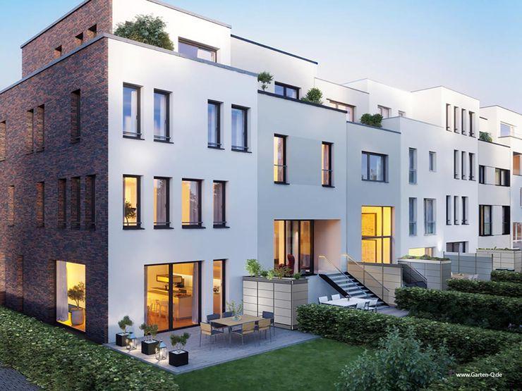 Geteilte Freude ist doppelte Freude! Garten-Q GmbH Moderner Balkon, Veranda & Terrasse