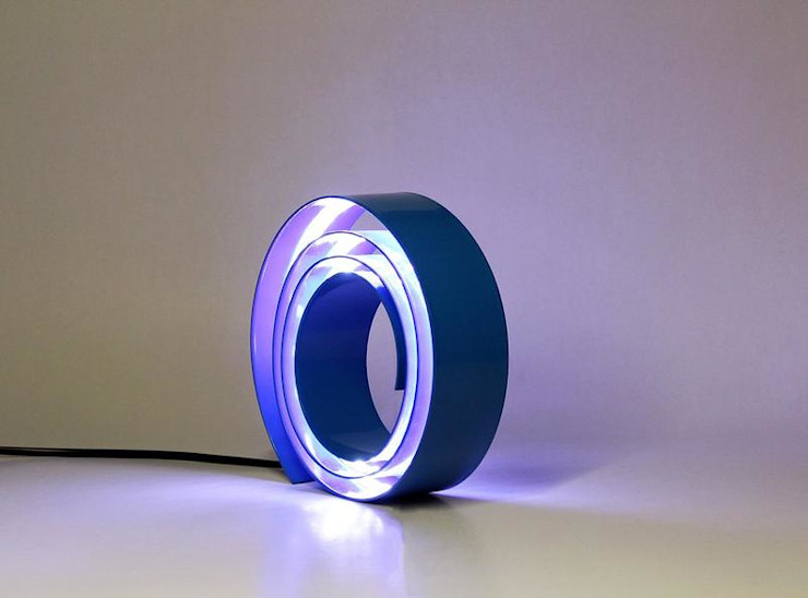 Light & Store HouseholdAccessories & decoration Iron/Steel Blue