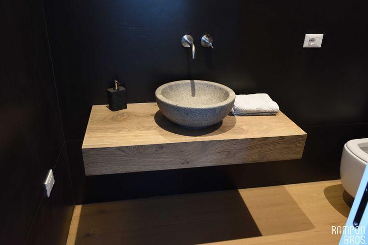 Essenziale Rampon Bros. Bagno moderno