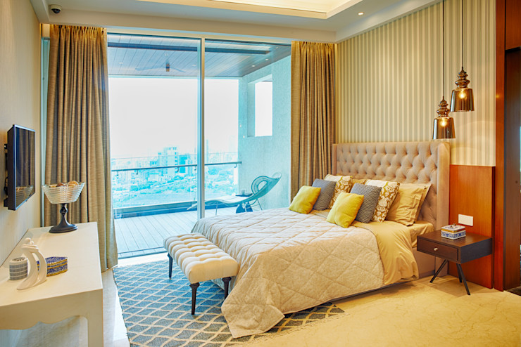Anusha Technovision Pvt. Ltd. Small bedroom