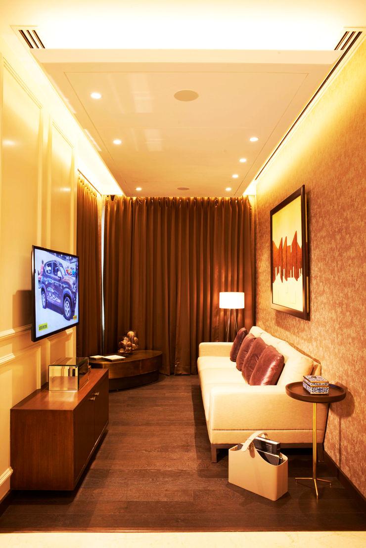 Anusha Technovision Pvt. Ltd. Modern Media Room