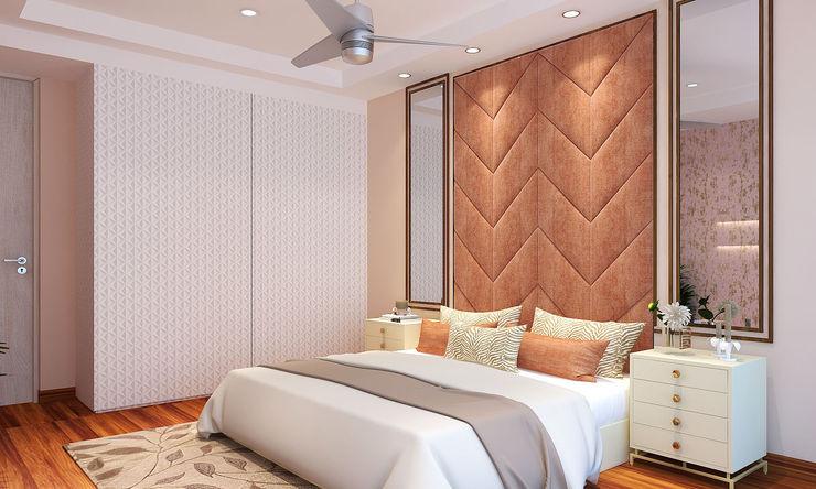 DLF The Crest- Kids Bedroom The Workroom Scandinavian style bedroom