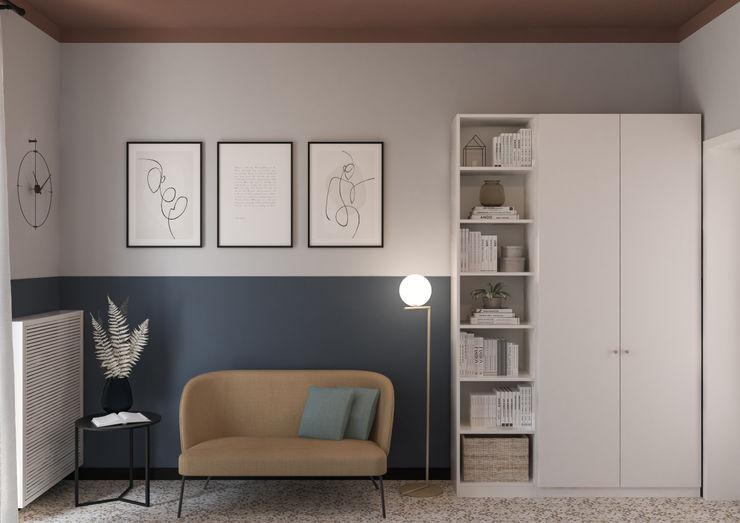 Appartamento in Piacenza - 70mq - Il primo ufficio, la prima proposta Bongio Valentina Studio moderno