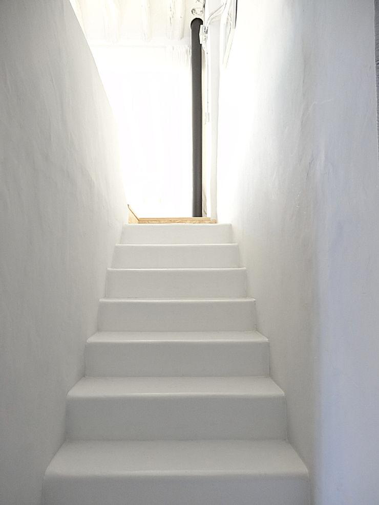 La casa VyF FGMarquitecto Escaleras