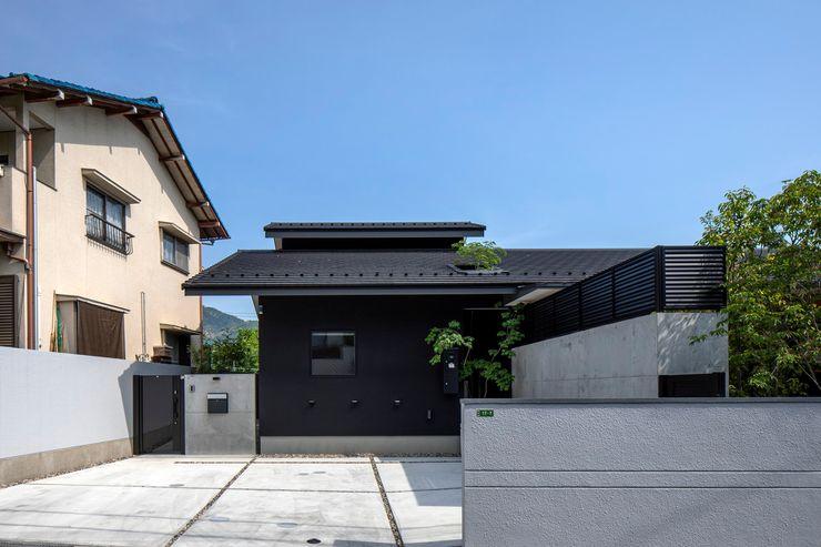 有限会社アルキプラス建築事務所 Rumah kayu