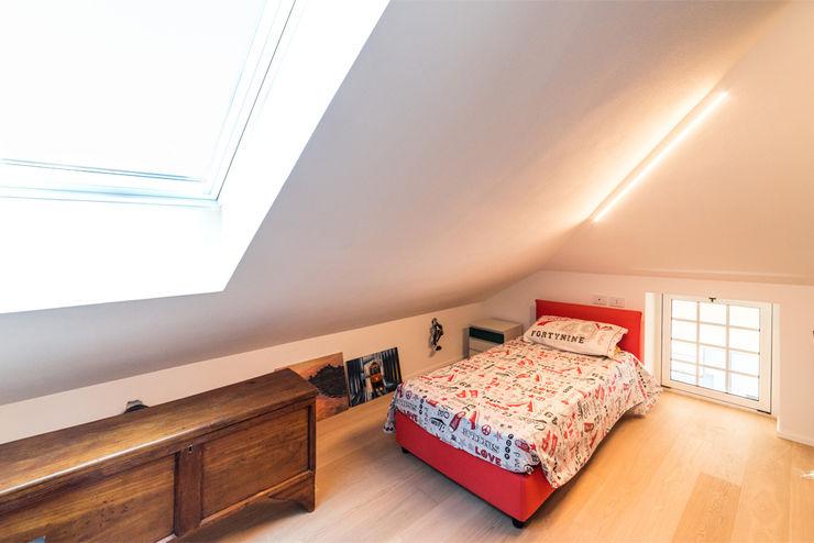 CC-ARK - SERENA&VALERIA Modern style bedroom Wood White