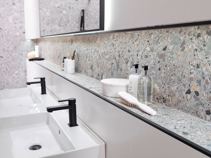 The bathroom as one of the most important home spaces press profile homify Scandinavian style bathroom