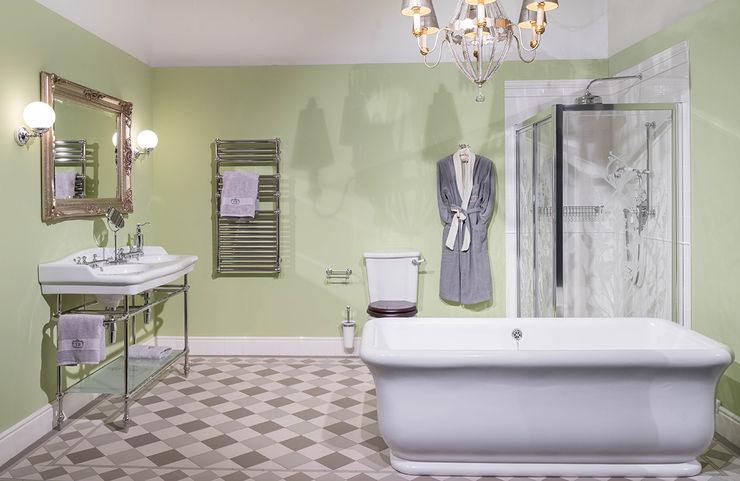 Traditional Bathrooms GmbH Baños clásicos Verde