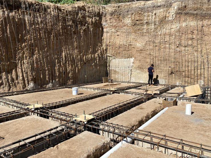 CASA LA HERRADURA ConstruTech & Technology BIM Villas Concreto
