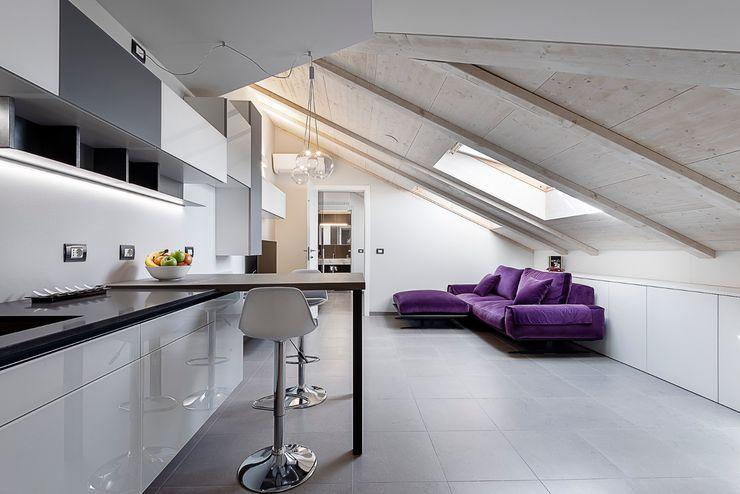 Living Design Metre Soggiorno minimalista