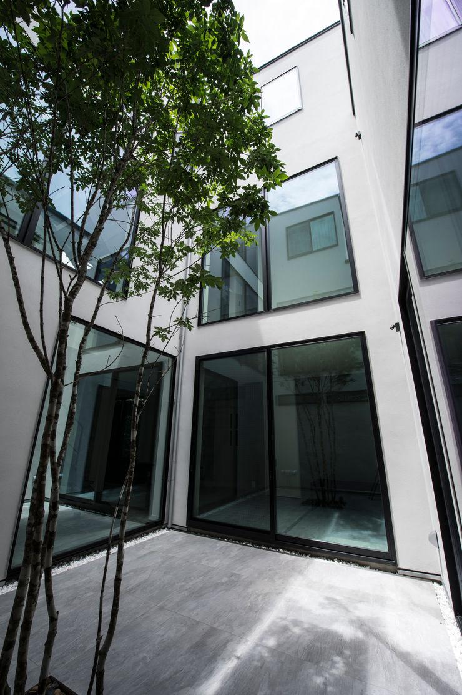 TERAJIMA ARCHITECTS/テラジマアーキテクツ 庭院