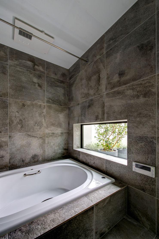 TERAJIMA ARCHITECTS/テラジマアーキテクツ 現代浴室設計點子、靈感&圖片