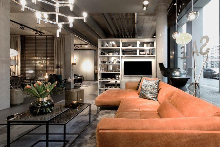 WELCOME interiors Salon moderne