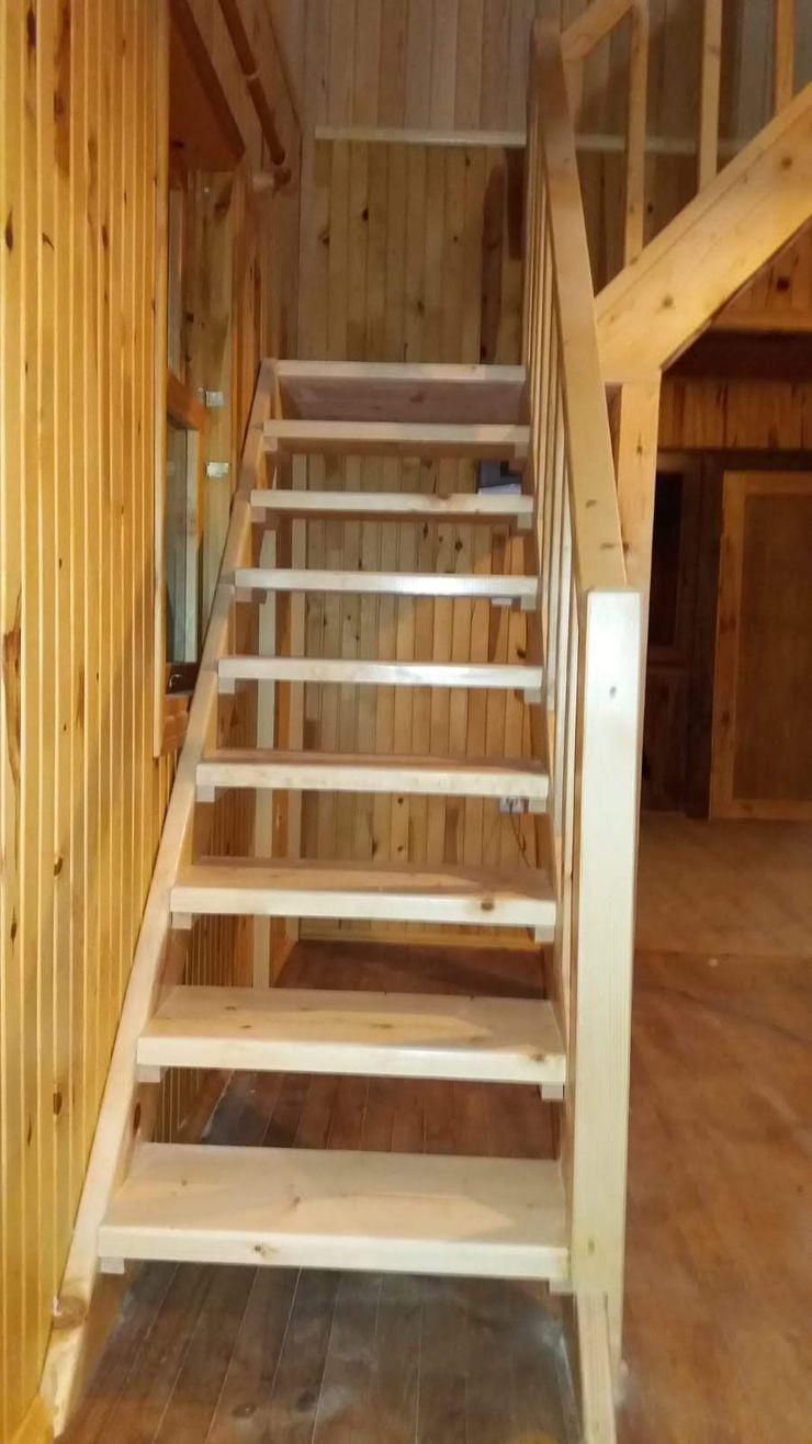 Gürsoy Kerestecilik Treppe Holz Holznachbildung