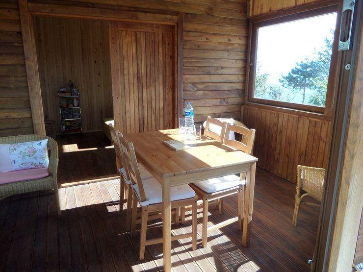 Gürsoy Kerestecilik Balkon Holz Holznachbildung