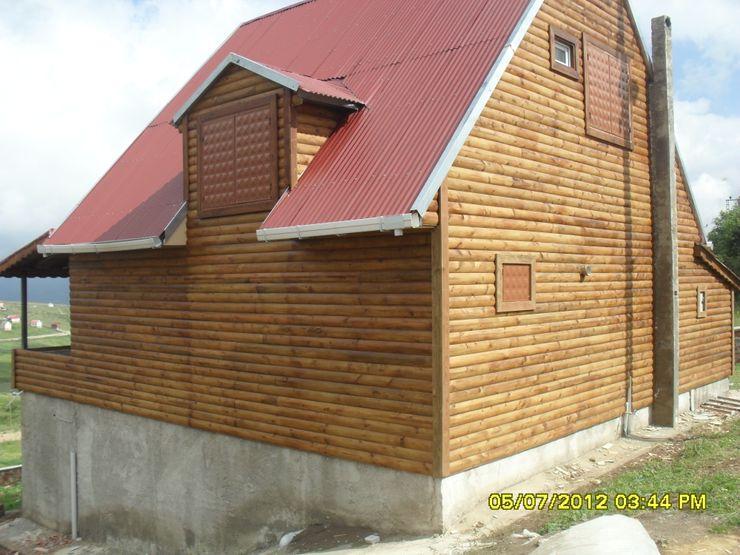 Gürsoy Kerestecilik Holzhaus Holz Holznachbildung