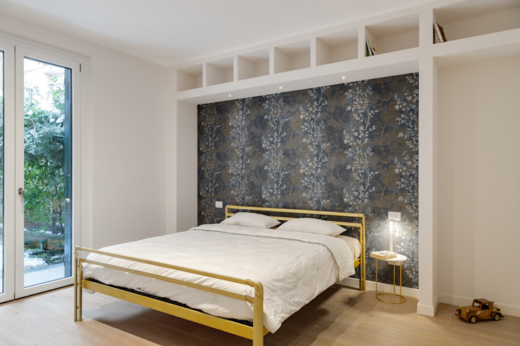 Camera Matrimoniale Yome - your tailored home Camera da letto moderna