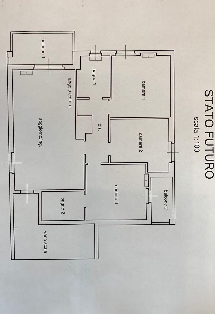 Planimetria stato di progetto C.M.E. srl