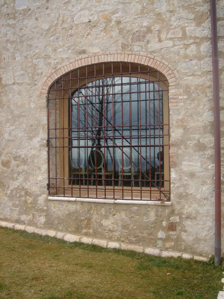 Restauro di una colonica in Chianti Studio Architetto Pontello Casa di campagna