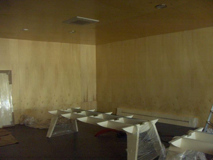 Renato Fernandes - arquitetura Study/officeDesks