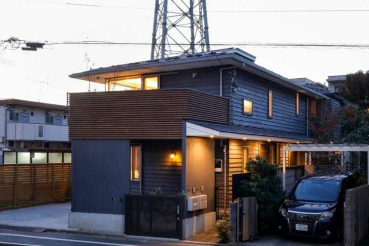 多彩木舎(南善福寺の家) 株式会社 結設計 木造住宅