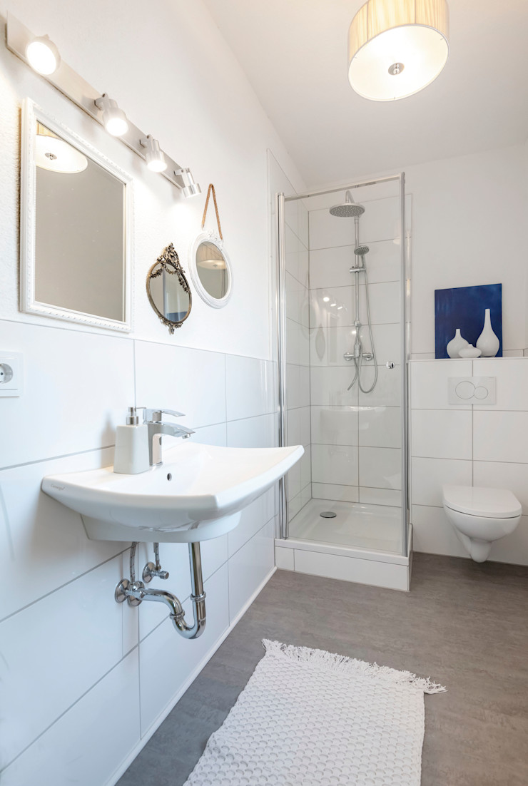 Cornelia Augustin Home Staging Country style bathroom