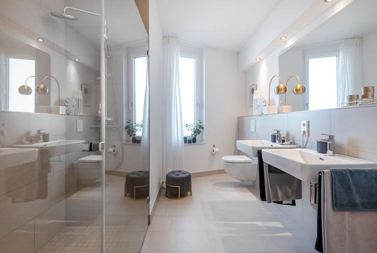 Cornelia Augustin Home Staging Salle de bain moderne