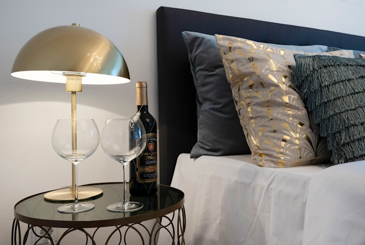 Cornelia Augustin Home Staging Chambre moderne