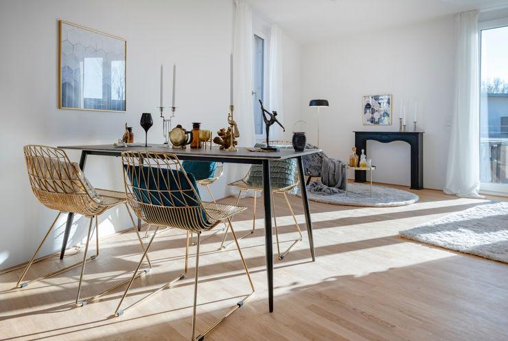 Cornelia Augustin Home Staging Salle à manger moderne