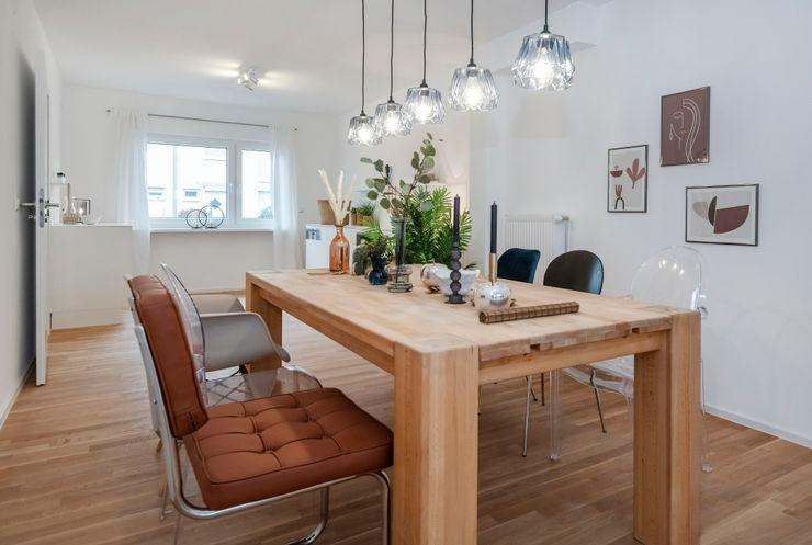 Cornelia Augustin Home Staging Столовая комната в скандинавском стиле
