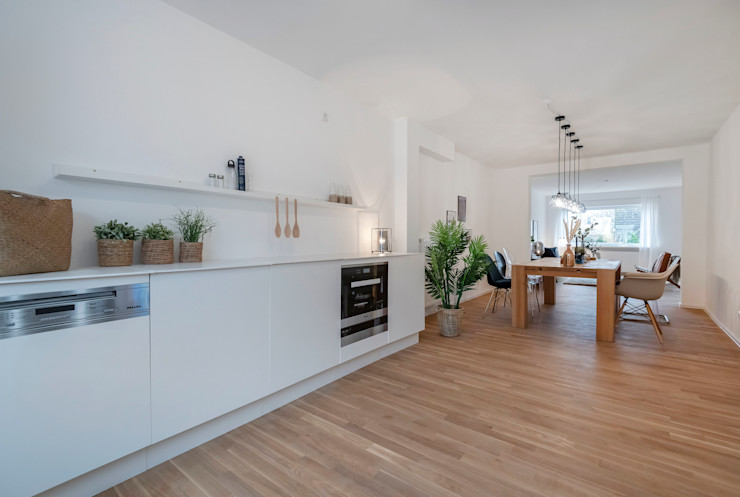 Cornelia Augustin Home Staging Кухня в скандинавском стиле