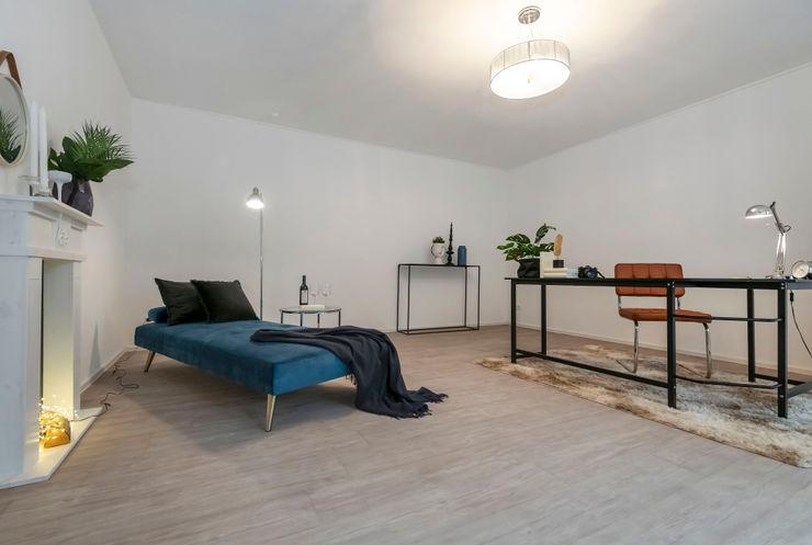 Cornelia Augustin Home Staging Рабочий кабинет в скандинавском стиле